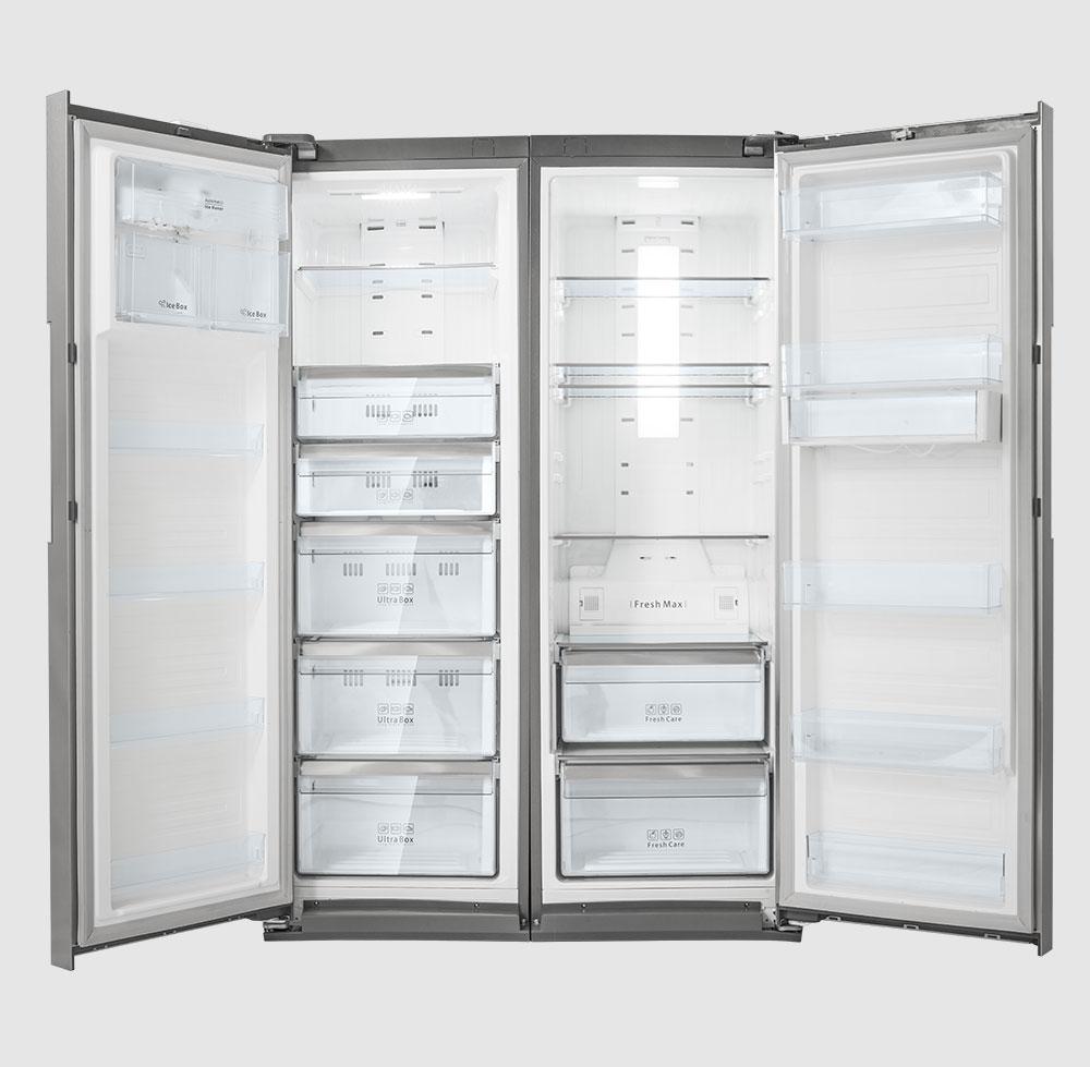چند راه ساده برای تمیز کردن یخچال